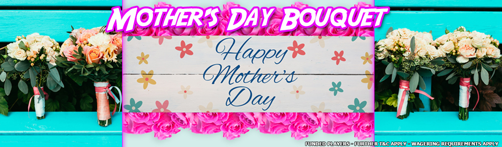 Mother's Day Bouquet banner