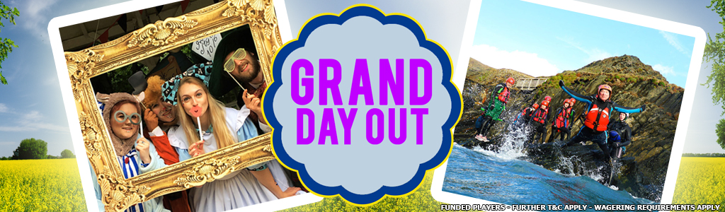 Weekly Grand Day Out banner