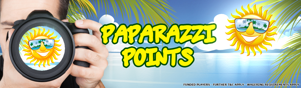 Paparazzi Points banner